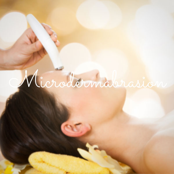 Photo nouveau soins microdermabrasion