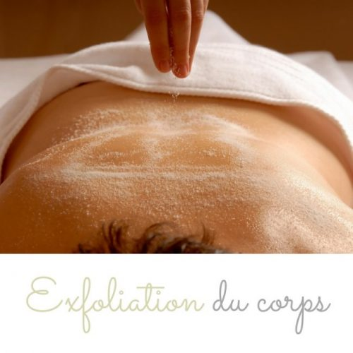 Exfoliation du corps