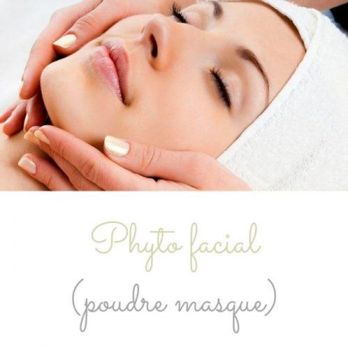 Phyto facial (poudre masque)