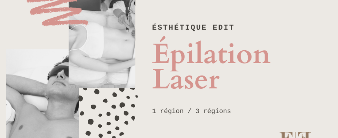 Épilation laser
