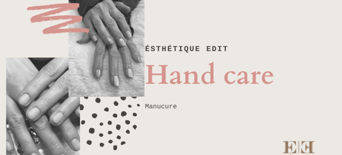 Hand care by Edit